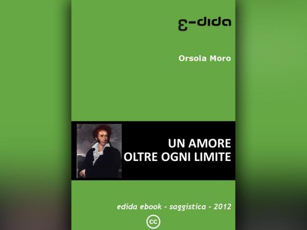 Un amore oltre ogni limite - Orsola Moro - edida