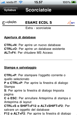 Lamberto Salucco - esami ECDL 5