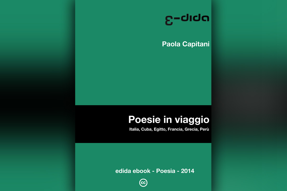 Paola Capitani - Poesie In Viaggio